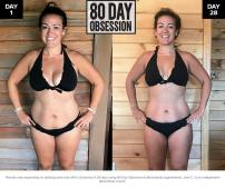 80 day obsession results