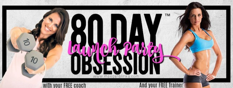 Maegan Blinka, Megan Blinka, 80 day obsession, what is 80 day obsession, what equipment do you need for 80 day obsession, what are the purchase options for 80 day obsession, will 80 day obsession be on DVD, will 80 day obsesion be on BOD, where do you buy the 80 day obsession equipment, How many workouts are included in 80 day obsession, do you have to use the performance line for 80 day obsession, what is energize, what is recover