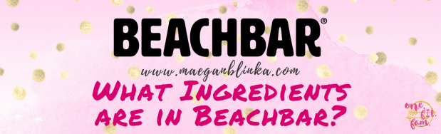 Maegan Blinka, Megan Blinka, Beachbars, What are Beachbars, What bars are best for the 21 day fix, what are the container equivalents for the Beachbars, What are the ingredients in the Beachbars, Are the Beachbars Gluten Free, Are the Beachbars vegan, What is the protein source to the Beachbars, What is the most healthy bar on the go, what bars are best when trying to lose weight, Snack bar that is low on the glycemic index, How many calories are in the BeachBars, no selfie control, Target tanks, snack bar market insights,