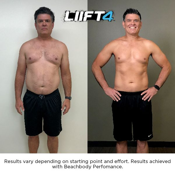 LIIFT 4 results men
