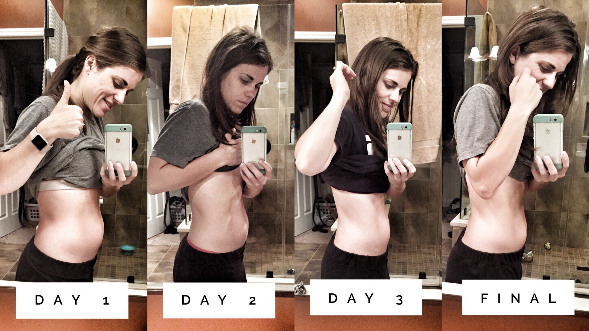 3 Day refresh results 4 pics