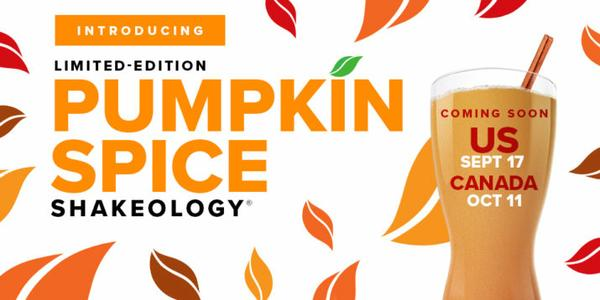 Maegan Blinka, Megan Blinka, Healthy PSL, PSL obsessed, fall favorites, fall recipes, healthy fall cocktails, healthy fall meals, healthy fall drinks, autumn inspired shakeology, pumpkin spiced shakeology recipe, how to buy pumpkin spiced shakeology, how much will pumpkin spice shakeology be, how to lose weight, losing weight happily