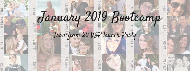 transform 20 launch party peeps