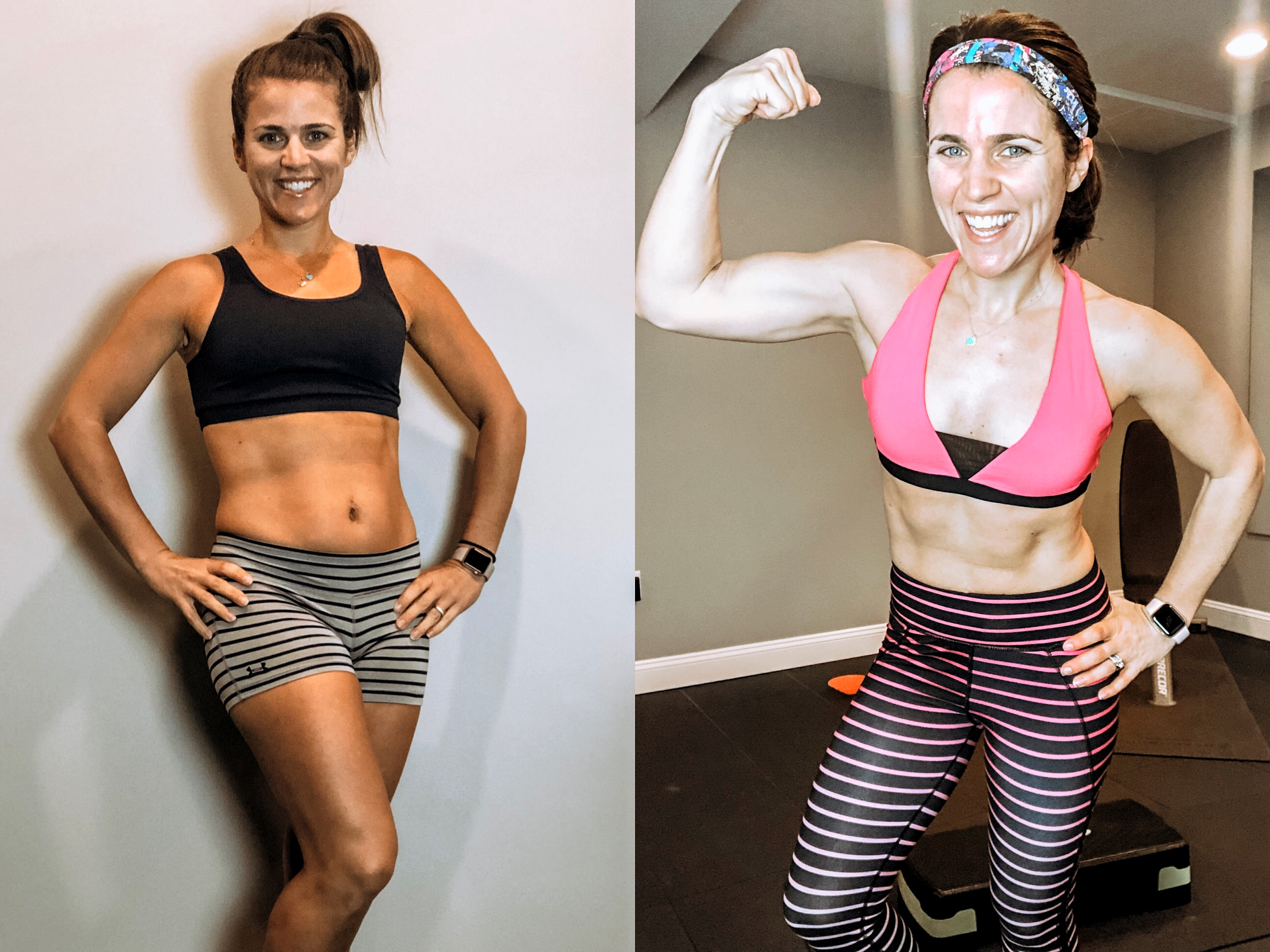 My personal results with Transform 20 – Maegan Blinka