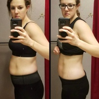 Becca Bennet 2 week 80 day results