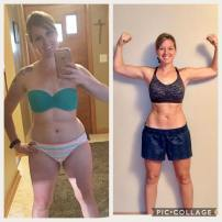 Julia johnston Transformation Results