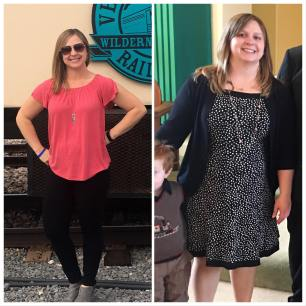 Lindsey McMorman Transformation Results