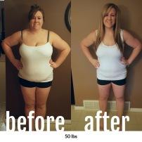 Megan Dodson transformation results