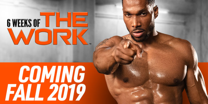 The work, how to get started with the work, Amoila Cesar, How to get your hands on Amoila Cesar's new workout program, elite athlete training, Maegan Blinka, Megan Blinka, Amoila Cesar and Beachbody, New home workout program